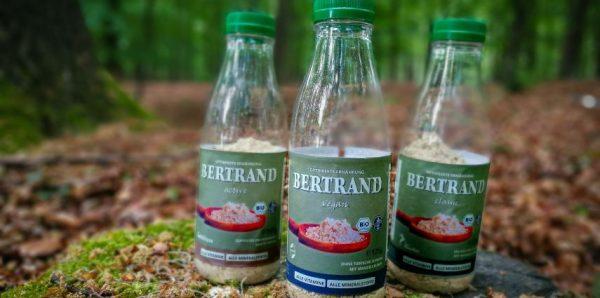 Les bouteilles pré-dosées de Bertrand