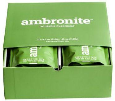 La nouvelle boîte d'Ambronite v5