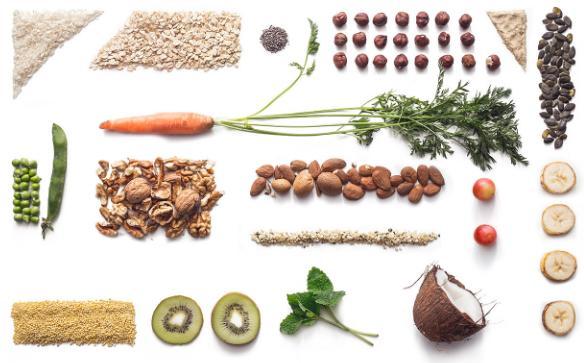 L'intégralité des ingrédients de la poudre Nutberg