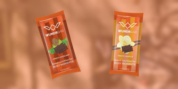 Nouveaux emballages WundrBar