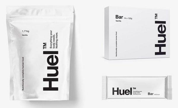Le projet de barre Huel