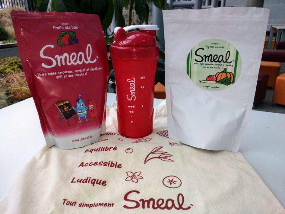 Le kit de démarrage Smeal