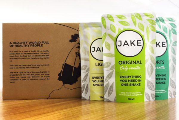 Nouveaux paquets Jake