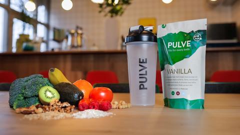 Pulve 2.0 et son shaker (crédit : Pulve.com)