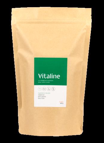Sachet de Vitaline 800 g (crédit : vitaline.fr)