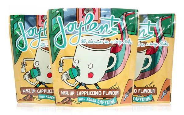 Sachets de Joylent Wake-Up