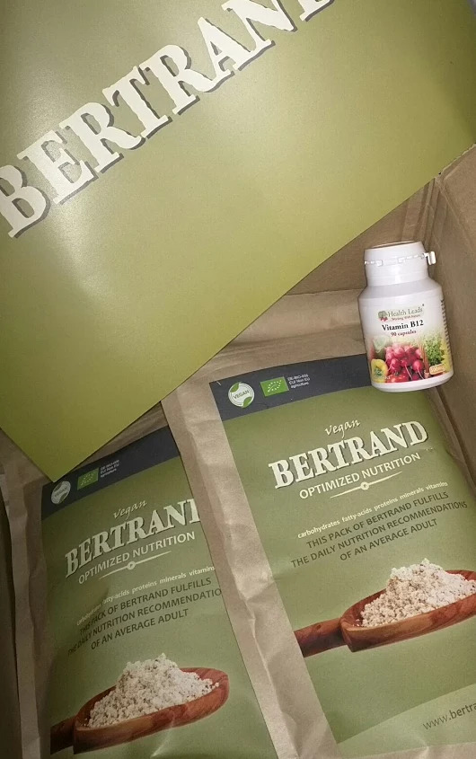 Bertrand et sa B12