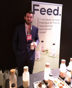 Anthony Bourbon, fondateur de Feed, à la conférence Maddy Keynote 2017