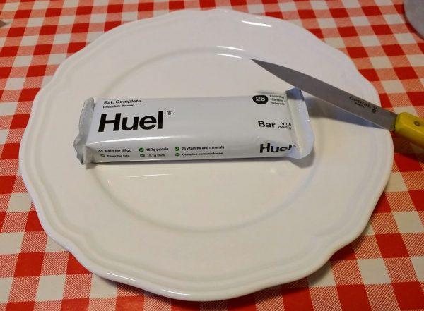 La Huel Bar prête à consommer
