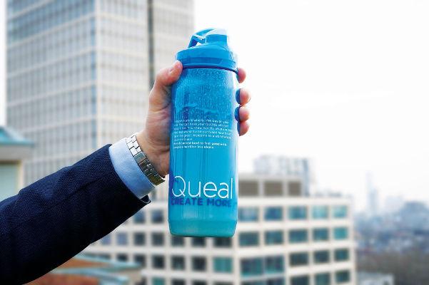 Le nouveau shaker Queal (crédit : queal.com)
