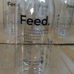 La nouvelle bouteille Feed (crédit: Feed)
