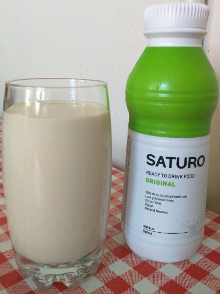 Un verre de Saturo Original