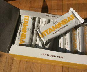 Une boîte de 20 Vitaminbar