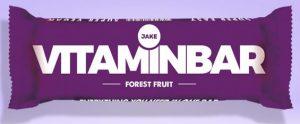 La nouvelle Vitaminbar, arôme fruits des bois