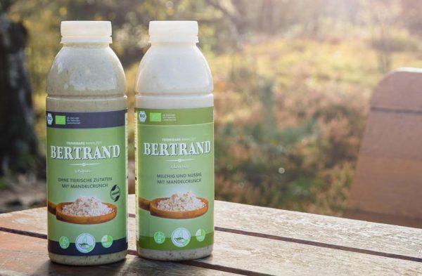 Les nouvelles bouteilles Bertrand (crédit : bertrand.bio)
