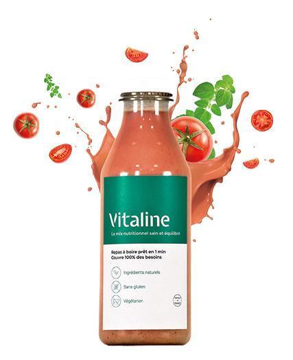 Vitaline Tomate, bientôt complètement vegan