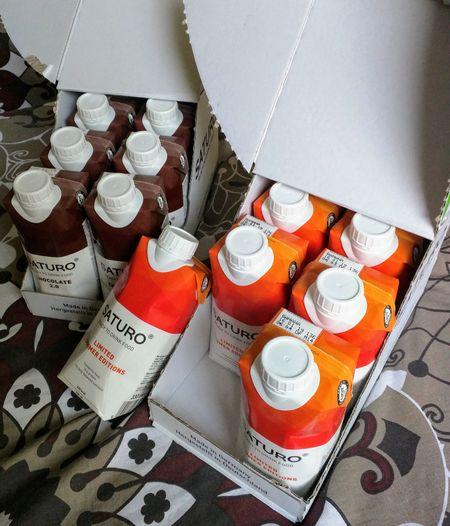 Les petites bouteilles de Saturo v2.