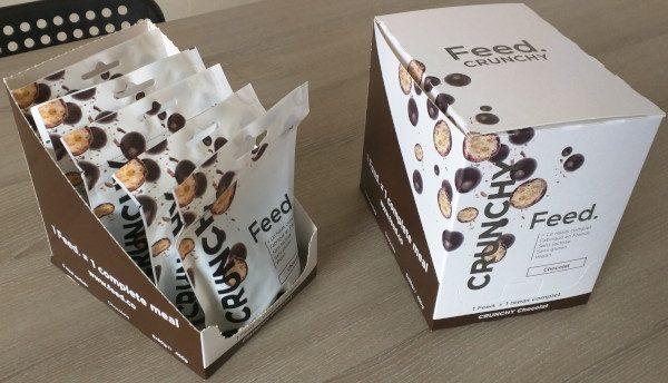 Forts pratiques, ces boîtes présentoirs Feed Crunchy