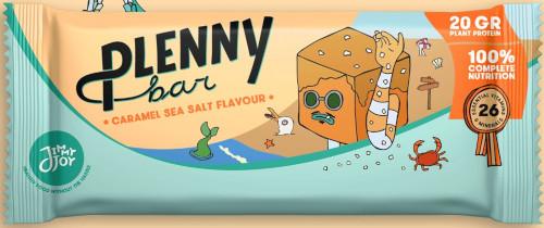 Très chouette emballage pour cette première Plenny Bar (crédit : jimmyjoy.com)